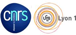 logo cnrs, université lyon 1